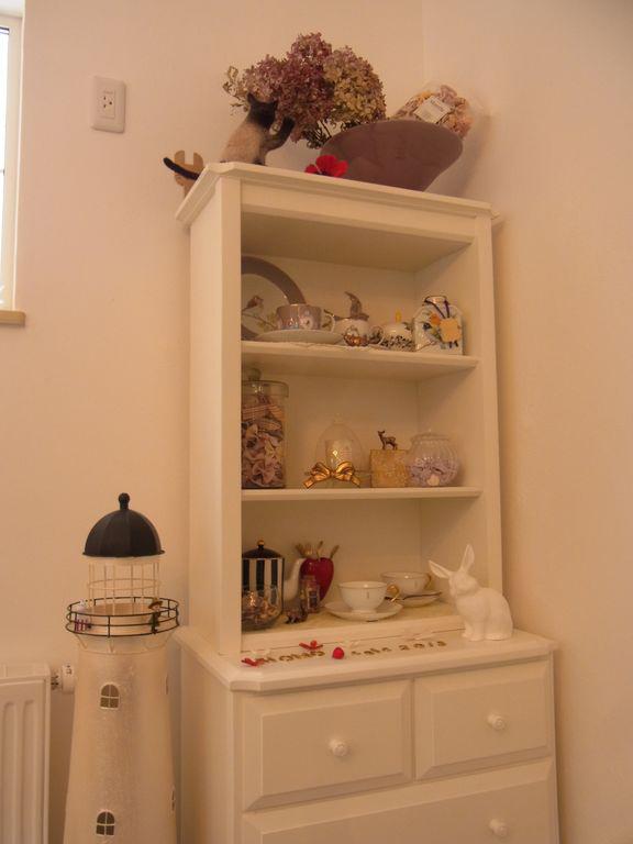 wモモカフェ 家具