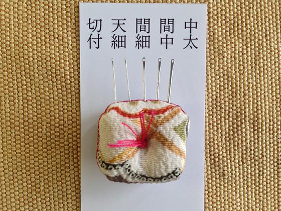 刺繍針種類