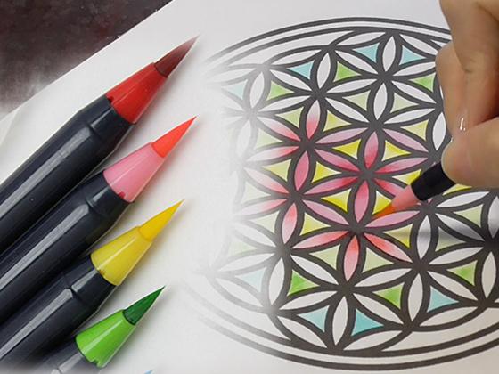 水彩ペンアイキャッチ