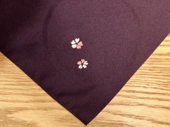 日本刺繍ワークショップ作品7