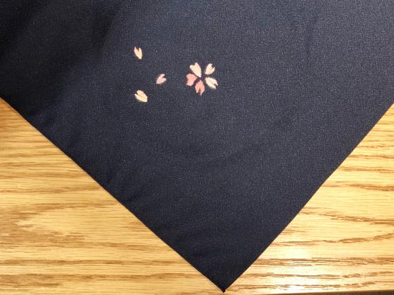 日本刺繍ワークショップ作品5