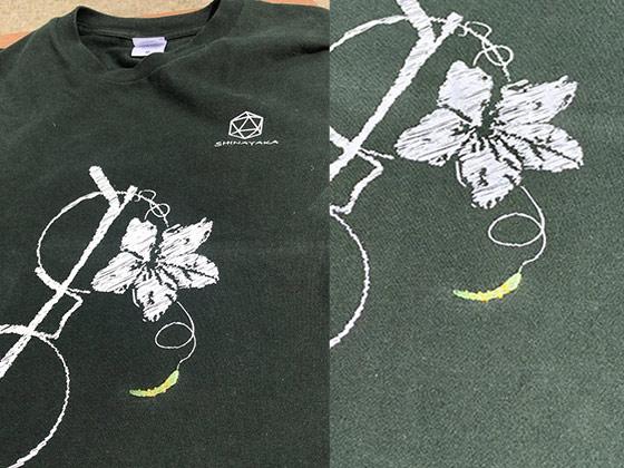 きっかけをくれた田中さんのTシャツ
