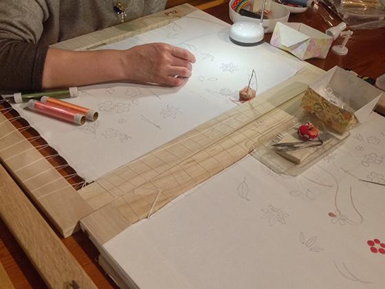 刺繍教室1