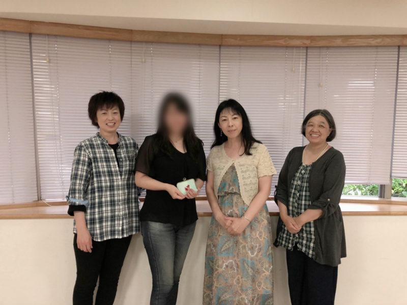 日本刺繍ワークショップ