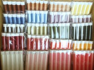 日本刺繍糸 釜糸